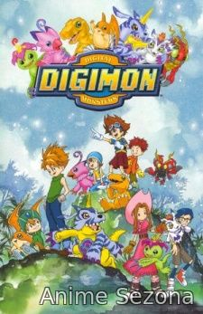 Digimon: Digital Monsters (Digimoni: Digitalna Čudovišta, Pustolovine sa Digimonima, Digimon Adventure)