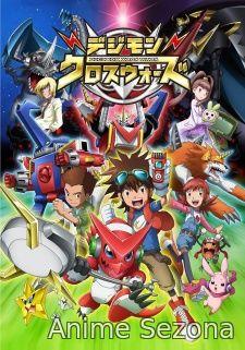 Digimon Xros Wars (Digimon Ukršteni Ratovi - Digimon Fusion - Digimon Fuzija - Digimon Sezona 6)