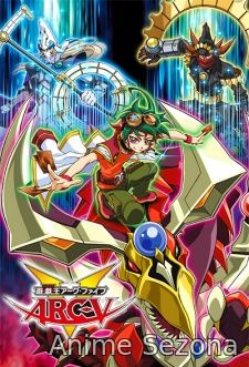 Yu Gi Oh! Arc-V (Jugio Ark Pet - Yu-Gi-Oh! Arc-V - Yu-Gi-Oh! Arc Five)