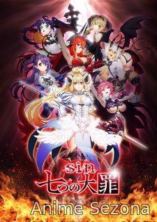 Sedam Smrtnih Grehova (Sin: Nanatsu no Taizai - Seven Mortal Sins)