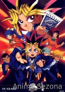 Yu-Gi-Oh! (King of Games, Yu-Gi-Oh! First Series, Yu-Gi-Oh! Serie Zero, Yu-Gi-Oh Season 0 - Jugio Sezona 0 Kralj Igara)