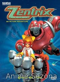Zentrix (Zentriks - Jikuu Boukenki Zentrix)